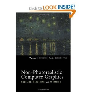 Non-Photorealistic Computer Graphics: Modeling, Rendering, and Animation free download