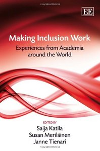 Making Inclusion Work: Experiences from Academia Around the World free download