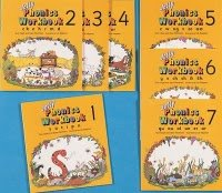 Jolly Phonics Workbook Set (7 books) free download