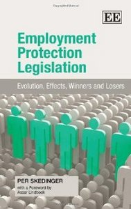Employment Protection Legislation: Evolution, Effects, Winners and Losers free download