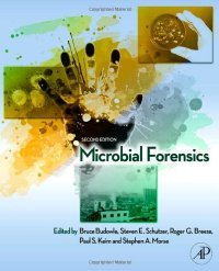 Microbial Forensics, Second Edition free download