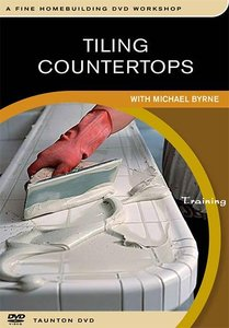 Tiling Countertops with Michael Byrne free download