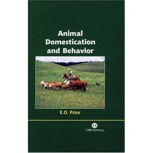 Animal Domestication and Behavior free download