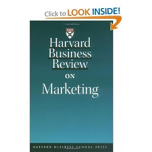 Harvard Business Review on Marketing free download