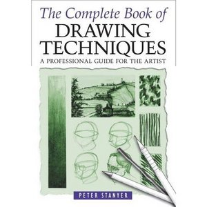 The Complete Book of Drawing Techniques free download