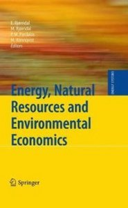 Energy, Natural Resources and Environmental Economics (Energy Systems) free download