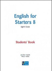 English for Starters Eighth Grade Student's Book free download