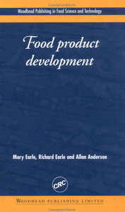 Food Product Development: Maximizing Success free download
