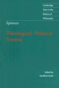 Spinoza: Theological-Political Treatise (Cambridge Texts in the History of Philosophy) free download