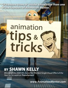 Animation Tips Tricks by Shawn Kelly free download