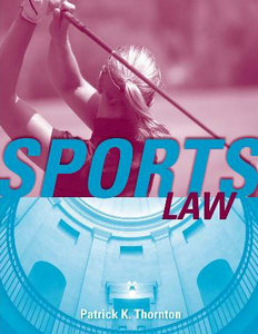 Sports Law free download