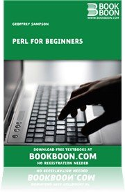 Perl for Beginners free download