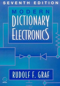 Modern Dictionary of Electronics free download