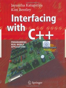 Interfacing with C  : Programming Real-World Applications free download