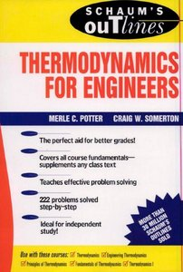 Schaum Engineering Thermodynamics free download