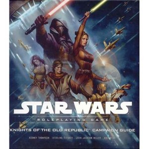 Knights of the Old Republic Campaign Guide (Star Wars Roleplaying Game) free download