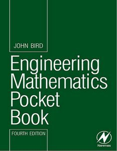 Engineering Mathematics Pocket Book, 4 Edition (with Solutions) free download