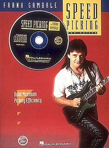 Speed Picking by Frank Gambale (PDF CD) free download