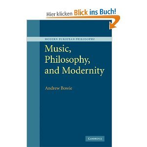 Music, Philosophy, and Modernity free download