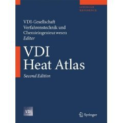 VDI Heat Atlas (VDI-Buch) 2nd edition free download