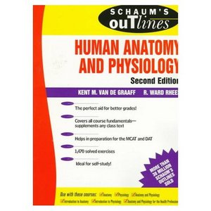 Schaum's Outline of Human Anatomy and Physiology free download