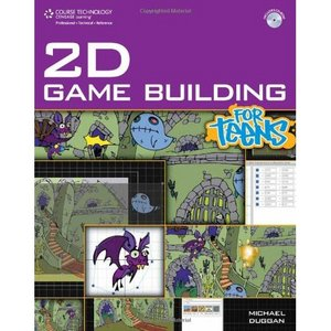 2D Game Building for Teens free download