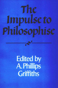 The Impulse to Philosophise free download