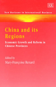 Mary-Francoise Renard, M. Audibert, J. F. Brun, J. L. Combes, P. Guillaumont, S. Guillaumont, P. Hua - China and Its Regions free download