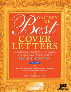 David F. Noble - Gallery of Best Cover Letters (2nd edition) free download