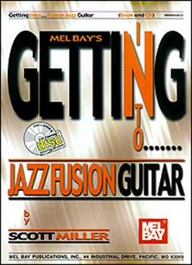 Mel Bay Getting Into Jazz Fusion Guitar free download