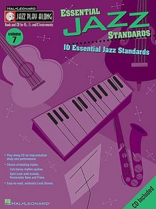 Jazz Play Along Vol. 7 - Essential Jazz Standards free download