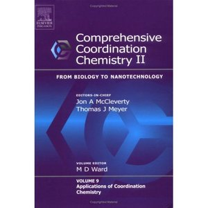Comprehensive Coordination Chemistry II From Biology to Nanotechnology Vol 1 - 9 free download