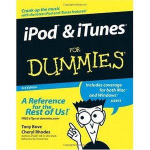 iPod iTunes For Dummies free download
