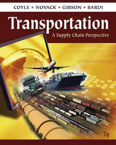 Transportation: A Supply Chain Perspective free download