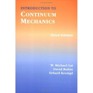 Introduction to Continuum Mechanics free download