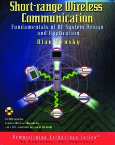 Short-Range Wireless Communication: Fundamentals of RF System Design and Application free download