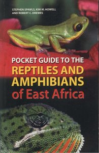 Pocket Guide to Reptiles and Amphibians of East Africa free download