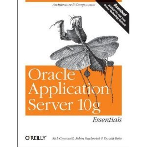 Oracle Application Server 10g Essentials free download