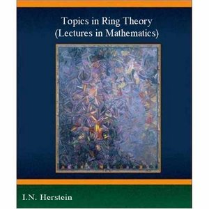 Topics in ring theory free download