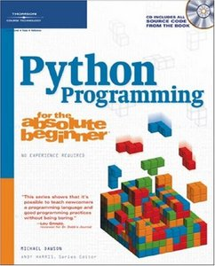 Python Programming for the Absolute Beginner free download