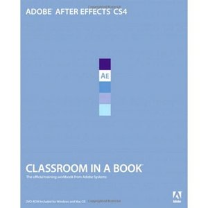 Adobe After Effects CS4 Classroom in a Book free download