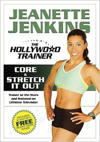 Jeanette Jenkins Hollywood Trainer - Core Stretch It Out free download