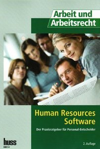 Human Resources Software: Der Praxisratgeber für Personalentscheider free download