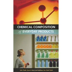 Chemical Composition of Everyday Products free download