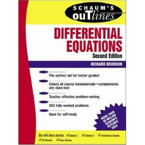 Schaum's Outline of Differential Equations free download
