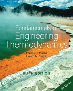 Fundamentals of Engineering Thermodynamics,5 Ed.: Si Version (plus Solutions) free download