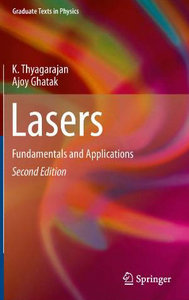 Lasers: Fundamentals and Applications (Graduate Texts in Physics) free download