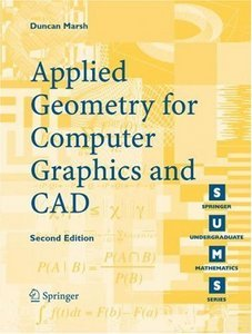 Applied Geometry for Computer Graphics and CAD free download