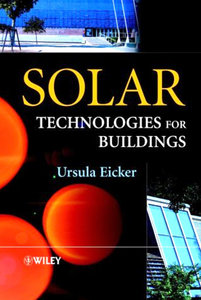 Solar Technologies for Buildings free download