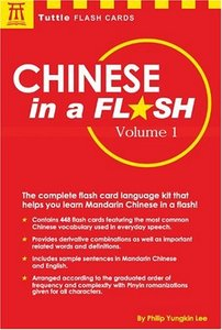 Chinese in a Flash, Vol. 1 (Tuttle Flash Cards) free download
